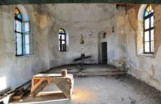 Free Abandonated Church Royalty Free Stock Image - 17282446