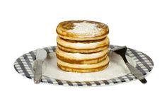 Free Stack Of Pancakes Stock Image - 17284681