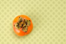 Free Juicy Persimmon Stock Photos - 17285683