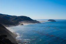 Free Ocean Shoreline Royalty Free Stock Photo - 17285805