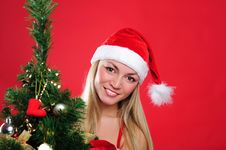 Free Portrait Of A Young Charming Girl Stock Photography - 17288142