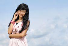 Free Teenage Great Smile Stock Photos - 17288393
