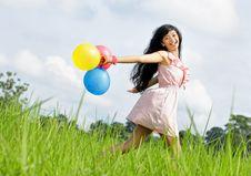Free Girl Have Fun Stock Photos - 17288403