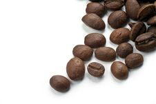 Free Coffee Beans Corner Stock Images - 17288994