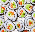 Free Japanese Sushi Stock Photo - 17291880