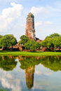 Free Ancient Buddhist Temple In Ayutthaya Historical Pa Royalty Free Stock Photos - 17292818