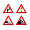 Free Signs Traffic Royalty Free Stock Image - 17295826