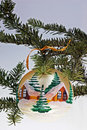 Free The Christmas Tree And The Glass Ball Stock Photo - 17298670