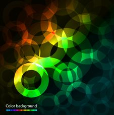 Free Abstract Colorful Background Royalty Free Stock Photos - 17290088
