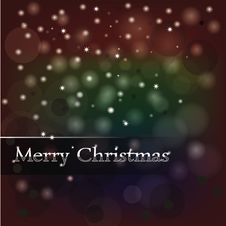 Free Christmas Card Royalty Free Stock Photography - 17292197