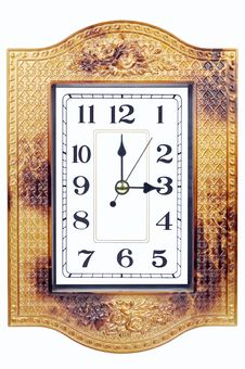 Free Wall Clock Stock Photos - 17292353