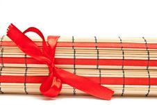 Free Bamboo Mat Stock Photos - 17292543
