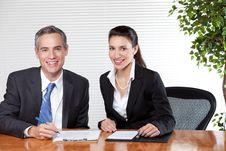Free Office Teamwork Stock Photo - 17292850