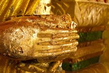 Free Buddha Hand Royalty Free Stock Photo - 17293265