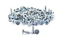 Free Metal Screws Royalty Free Stock Images - 17293669