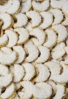 Free Christmas Biscuits Stock Image - 17294061