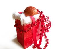 Free Christmas Ornament Stock Photo - 17294230