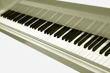 Free Grand Piano Royalty Free Stock Photo - 17294695