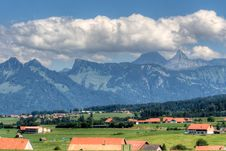 Free Swiss Alps Stock Photos - 17294893