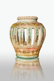 Ancient Jars. Stock Photography