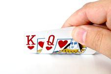 Free Royal Match Stock Image - 17295991