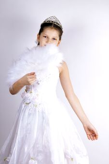 Free Little Princess Royalty Free Stock Image - 17296066