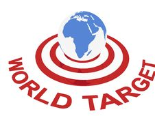 Free Global Target Stock Photography - 17296562