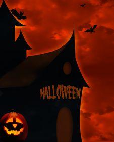 Free Halloween Stock Photo - 17296620