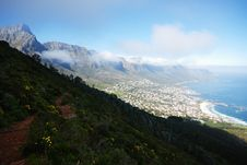 Free Table Mountain Royalty Free Stock Images - 17296649