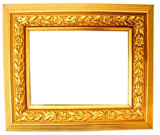 Free Frame Gold Stock Photography - 17296762
