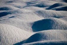 Free Snowdrift Royalty Free Stock Images - 17297399