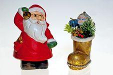 Free Santa Claus He Stock Photos - 17298683