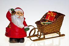 Free Santa Claus He Royalty Free Stock Photo - 17298685