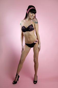 Free Bikini Babe Stock Photos - 17298983