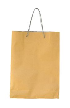 Free Shopping Paper Bag Royalty Free Stock Image - 17299936