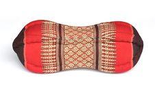 Free Thai Native Style Pillow Royalty Free Stock Image - 17299966