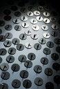 Free Metal Drawing-pins Stock Image - 1736581