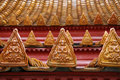 Free Temple Roof Detail Royalty Free Stock Photos - 1738138
