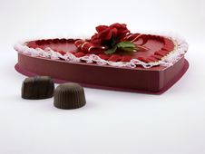 Free Valentine Chocolates Royalty Free Stock Photography - 1730357