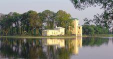 Petergof Palace Royalty Free Stock Photo