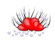 Free Hearts Stock Photo - 1730490