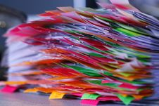 Free Post-its Royalty Free Stock Image - 1731016