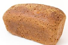 Free Rye-bread Loaf Royalty Free Stock Photos - 1731668