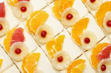 Free Fruit Cakes Royalty Free Stock Photography - 1733287