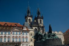 Free Old Town Square, Prague Royalty Free Stock Image - 1733796