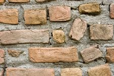 Free Old Wall Stock Photo - 1734370
