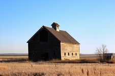 Free Rustic Old Barn Stock Photography - 1735142