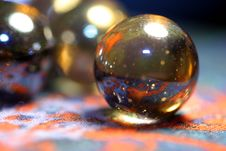 Free Glisten Balls Royalty Free Stock Photo - 1735605