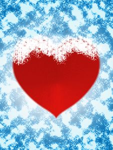 Free Frozen Heart Stock Photo - 1735880