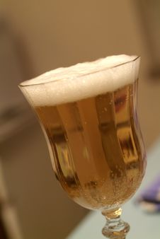 Free Glass Of Beer Royalty Free Stock Images - 1735969